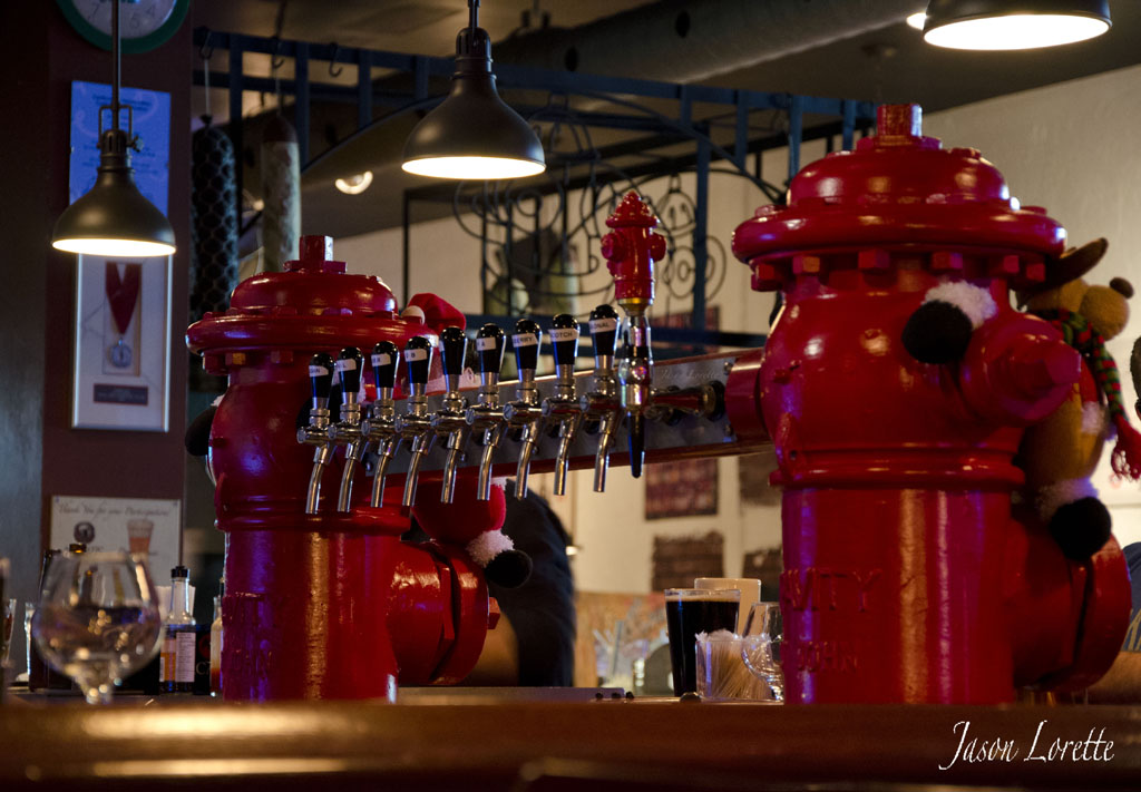 Pumphouse Brewery - Moncton, NB - 2012
