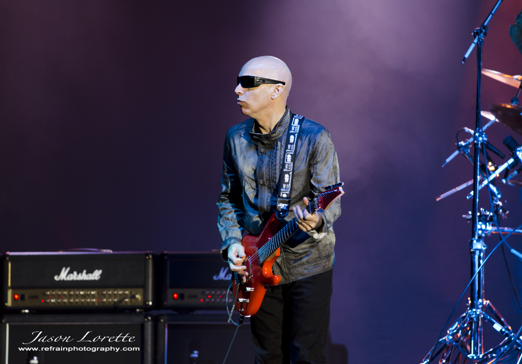 Joe Satriani - Casino NB - 10/04/2013