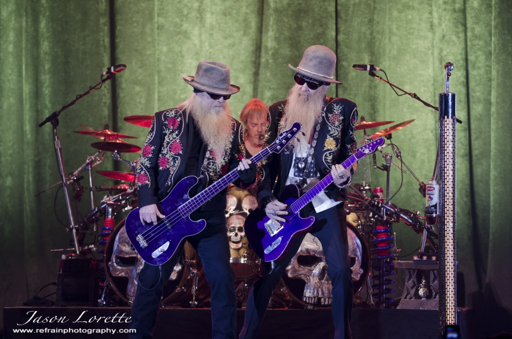 ZZ Top - Casino NB - 11/13/13