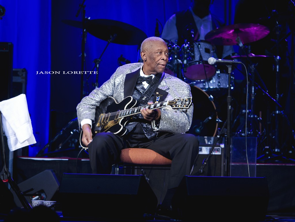 BB King - Casino NB - 07/08/14
