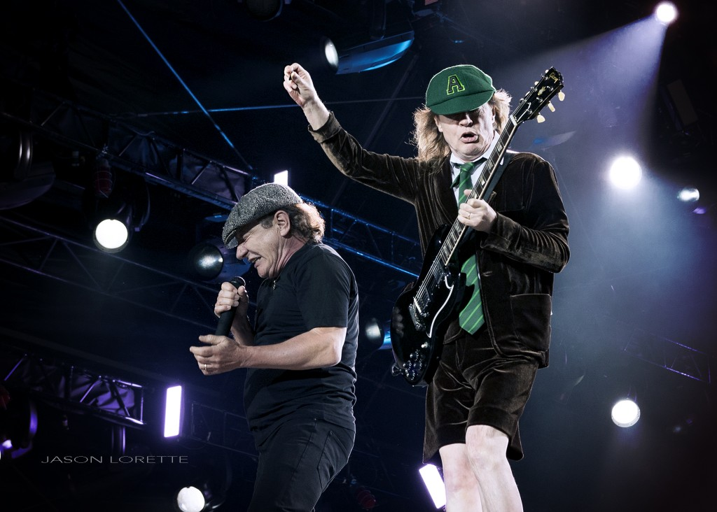 AC/DC - Magnetic Hill - Moncton, NB - 09/05/15