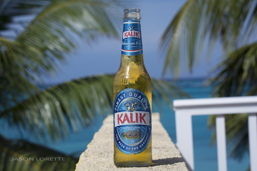 Kalik Beer - Nassau, Bahamas - Winter 2016